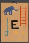 Vogais, letra E