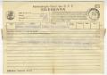 Telegrama de Armando Vieira Santos a José de Almada Negreiros