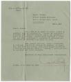 Carta de Francisco da Conceição Silva