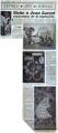 Visite à Jean Lurçat , rénovateur de la tapisserie